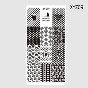 スタンピングプレート XY-Z09