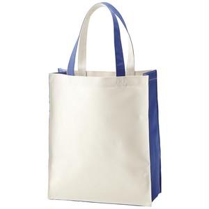 ライトカラートートバッグ ブルー
