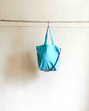 【SUBLiME】 OVERDYED ECO BAG