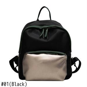 Backpack Large Leather Bag Shoulder Bag Backpack ショルダーバッグ レザー バックパック リュック (HF0-5402051)
