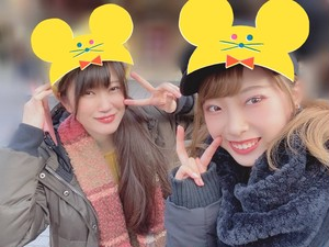 【2/26当日限定】松波李奈&柚城ふゆメッセージ付ツーショットチェキ