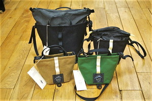 RawLow Mountain Works / TIBITIBI Tote