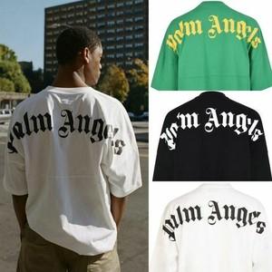 パームエンジェルズ PALM ANGELS ロゴプリントTシャツ 3カラー