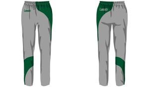 JE001 Jersey Pants_Green