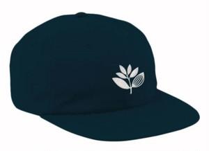 MAGENTA SNAPBACK CAP NAVY マゼンタ キャップ
