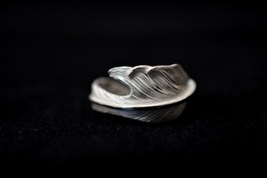 Light feather ring