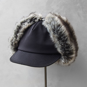Nine Tailor Outside cap black
