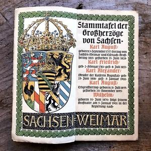 ミュンヘンカレンダー1904