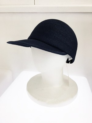 KAMILAVKA adjuster cap ( braid )NAVY