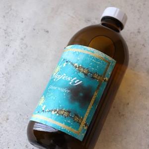 【マジェスティ】鉱石の水ボトル瓶 500ml