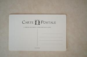 post card ポストカード[白樺]