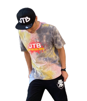 【JTB】TINTA LOGO Tシャツ【ピンク】【新作】イタリアンウェア【送料無料】《M&W》
