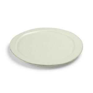 「翠 Sui」大皿 25cm 月白 美濃焼 288197