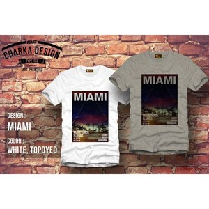 Miami Art Printing T-Shirts