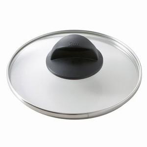 圧力鍋用ガラス蓋 18 cm( 2.5 L 用)