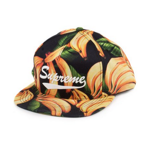 Supreme Banana 5 Panel Cap