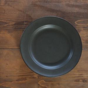 陶工房里一 8寸リム皿