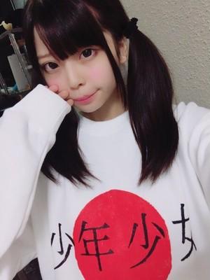 日の丸少年少女 BIGトレーナー/神様ごっこ