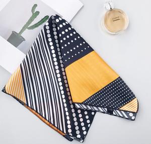Dot scarf[送料無料]/ドット柄スカーフ