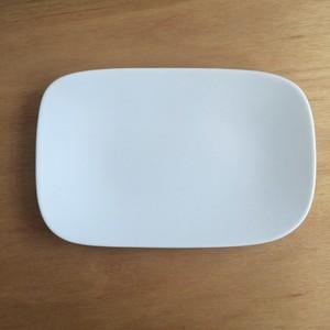 yumiko iihoshi porcelain / rectangle kaku