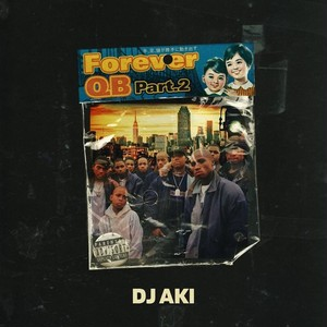 DJ AKI/FOEVER QB PT2(送料込み)