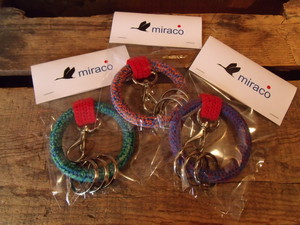 miraco★【Miracle Key Ring】<M13AW01ACC15>