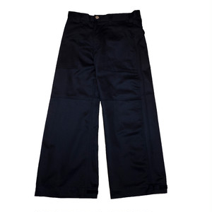 2Way Flap Cargo Pants (Black)