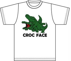 CROC FACE Tシャツ