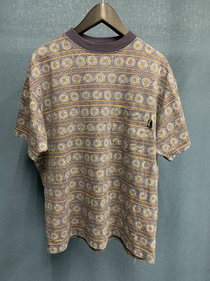 80's Stussy All patterns Tee