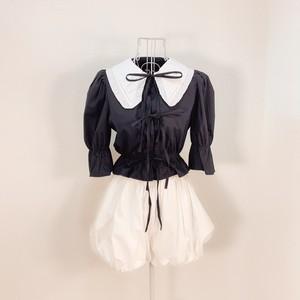 rétro colour pepuramu blouse
