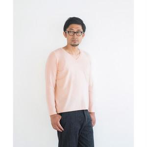 VNプルオーバー(サイズ:42・44)/ カシミヤ