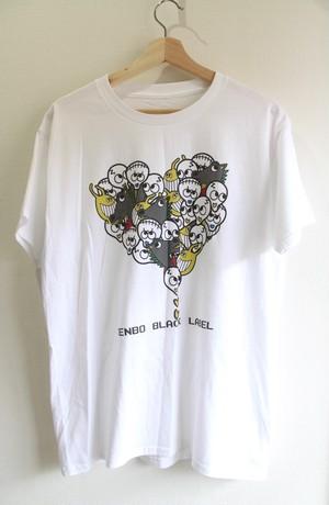 MENS Tシャツ テンボの仲間達のハート