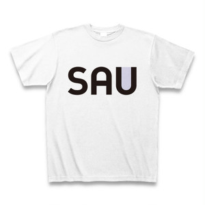 Project SAU big logo Tシャツ
