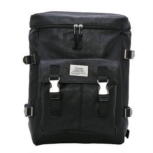 [ Ocean ]  FAKE LATHER BOX DAYPACK (BG-010)