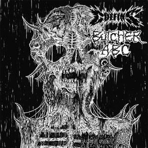 COFFINS:BUTCHER ABC/SPLIT EP