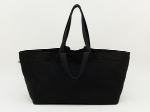 LARGE STRAGE TOTE - BLACK