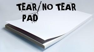 ノーティアーパッド NO TEAR PAD どうしても破けない紙 A4サイズ