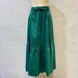 trois/アシンメトリーデザインスカート