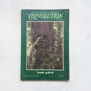 The CoEvolution Quarterly No.22 Summer 1979