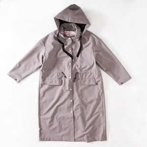 LOOT FOREVER HOODED COAT(TAUPE)