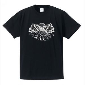 【ブラック】 EAGLE Tシャツ