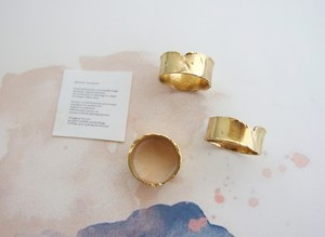 hizumi ring brass