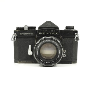PENTAX SP Black