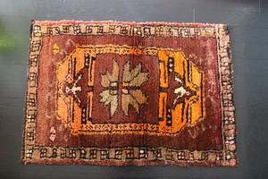 小さな絨毯 62x90cm