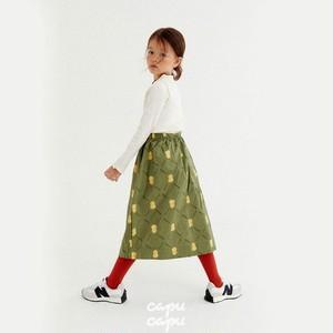 «先行予約割引»«HAI» peanuts skirt ピーナッツスカート 2colors