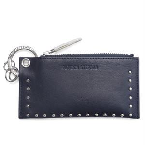 183AAO24 DC Leather key case & holder 'corner studs' KS DC キーホルダー