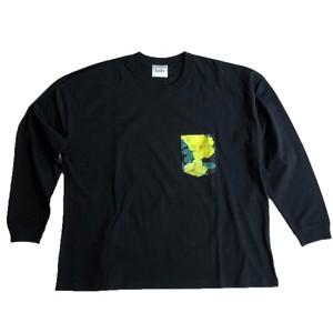 アラマンダ / ポケットロングスリーブTシャツ