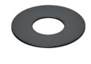 SUS製調整用シムセット (0.1mm厚(素地色)x20枚+0.2mm厚(黒色)x20枚)