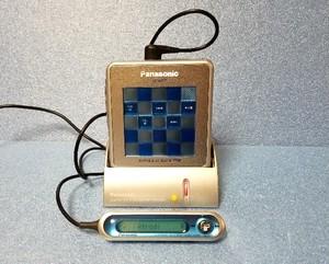 MDポータブルプレーヤー Panasonic  SJ-MJ17 MDLP 美品・完動品