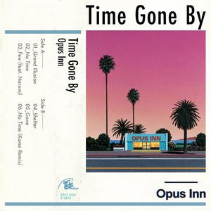【CD】Opus Inn 1st EP『Time Gone By』